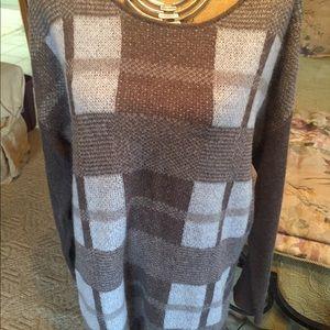 Cynthia Rocket tunic sweater
